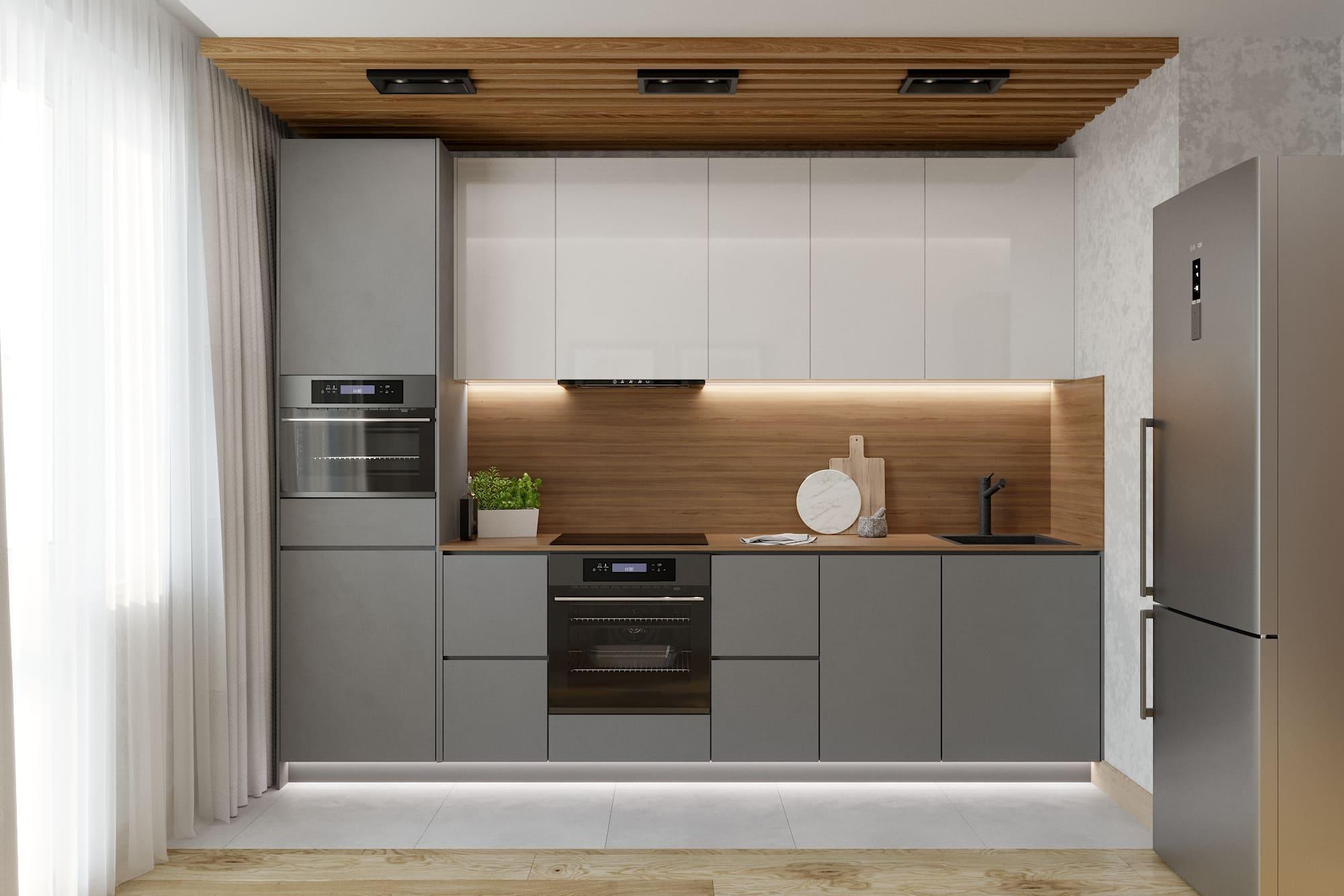 Дизайн-проект квартиры в ЖК Прогресс