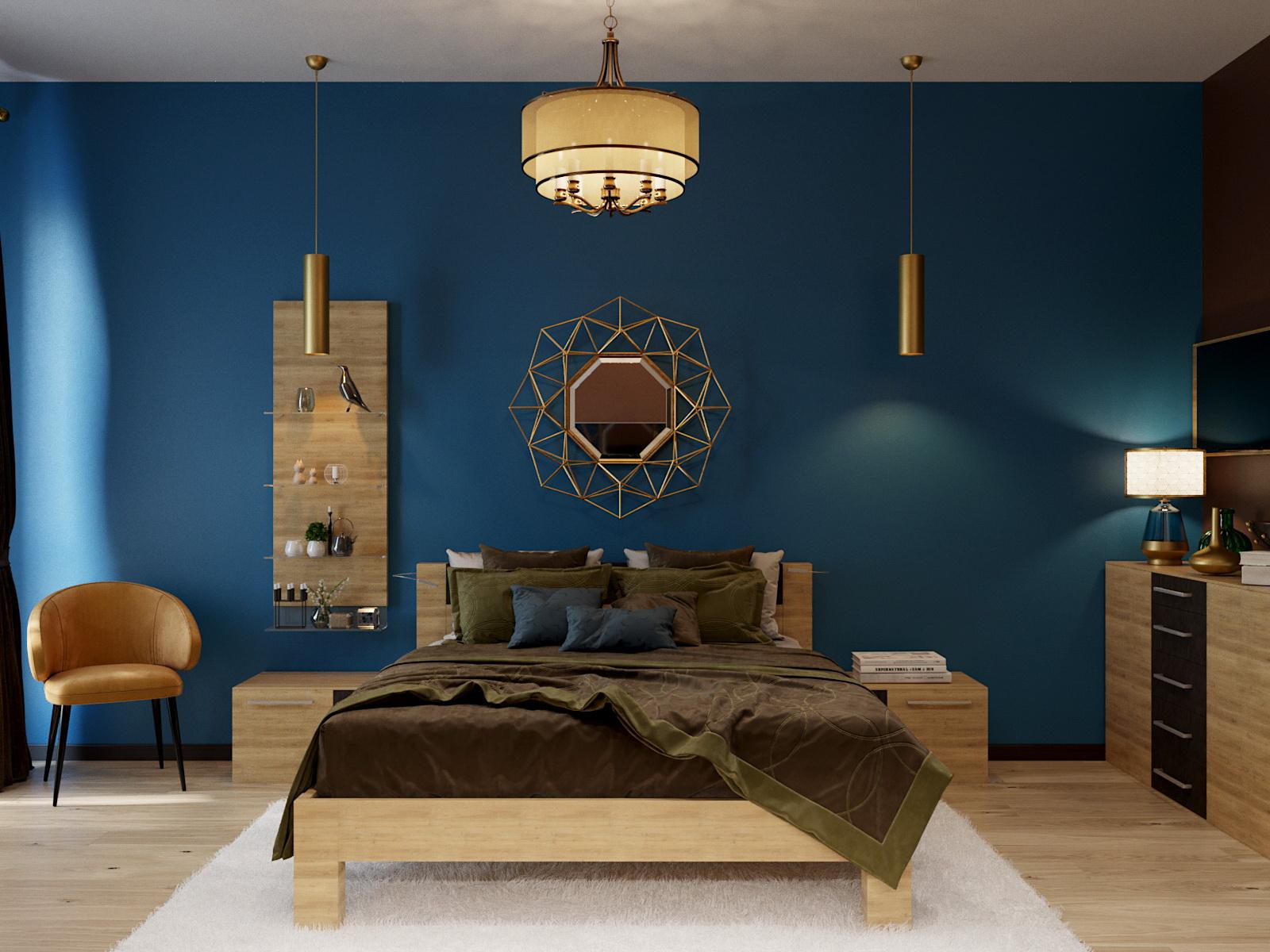 Дизайн проект квартиры в ЖК «YOUПИТЕР»
