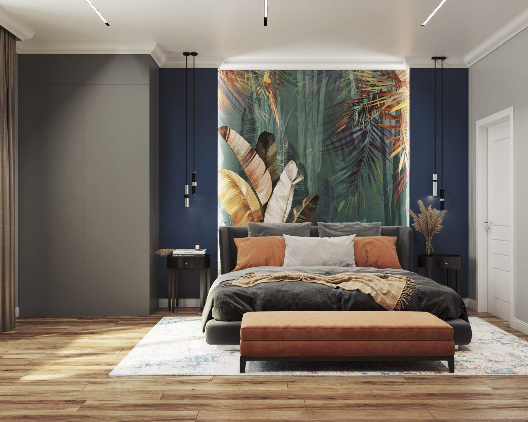 Дизайн проект квартиры в ЖК Platinum