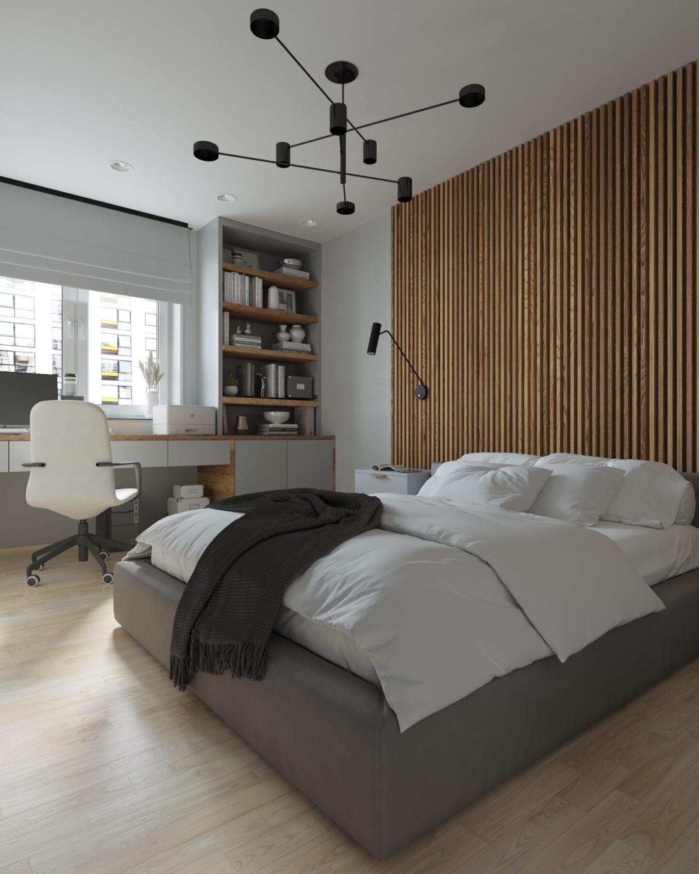 Дизайн-проект квартиры на Приморском проспекте