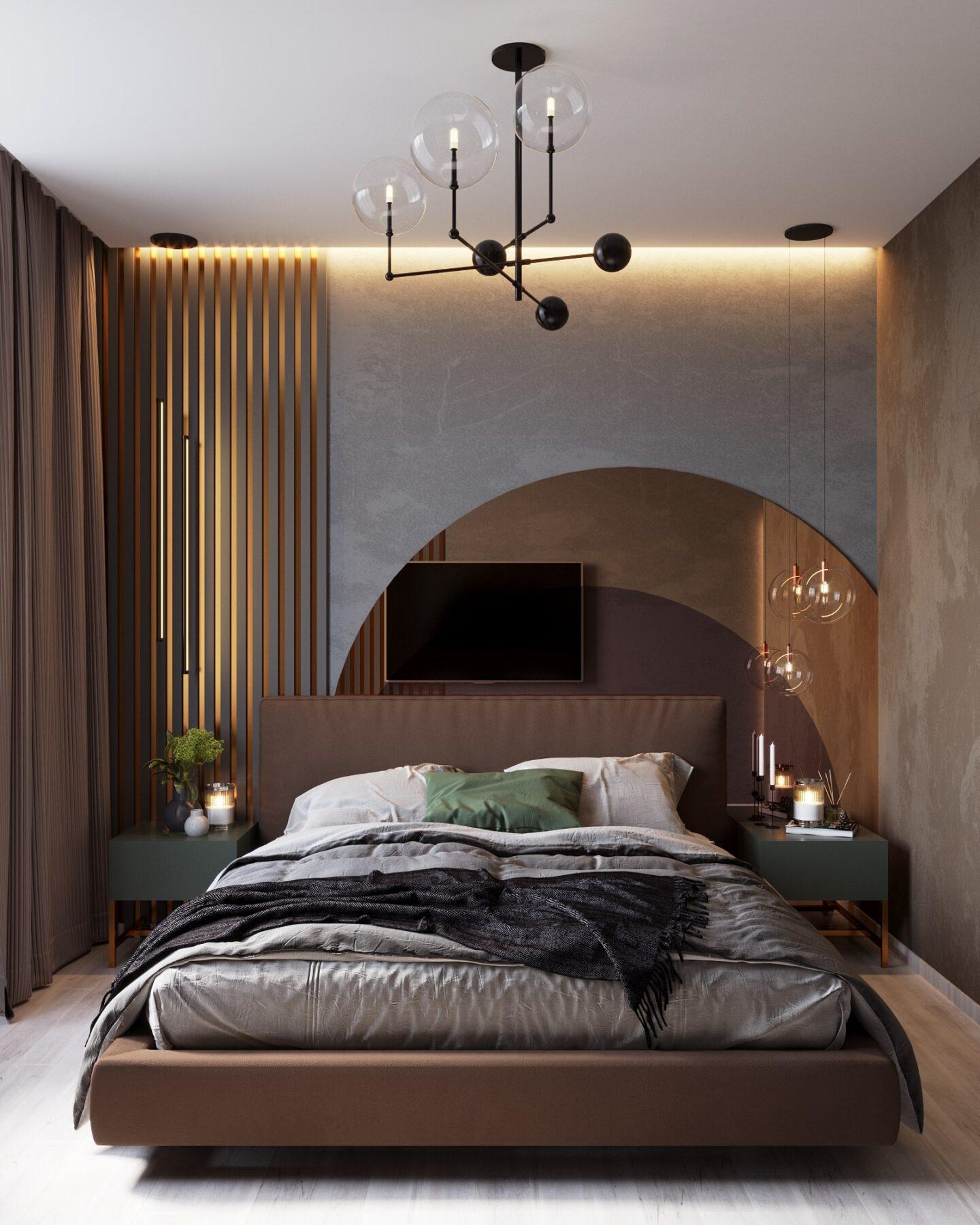 Дизайн-проект квартиры в ЖК Граф Орлов